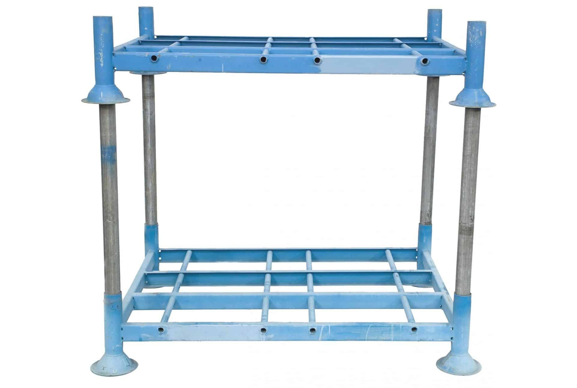 Rack de stockage mobile simple
