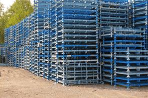 location ou vente de matériel de stockage d'occasion