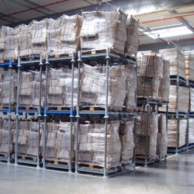 Loction et vente de rack de stockage mobile pour entre