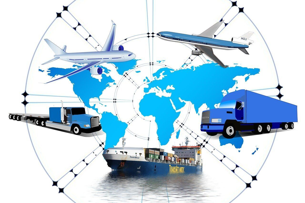 Présentation globale de la logistique