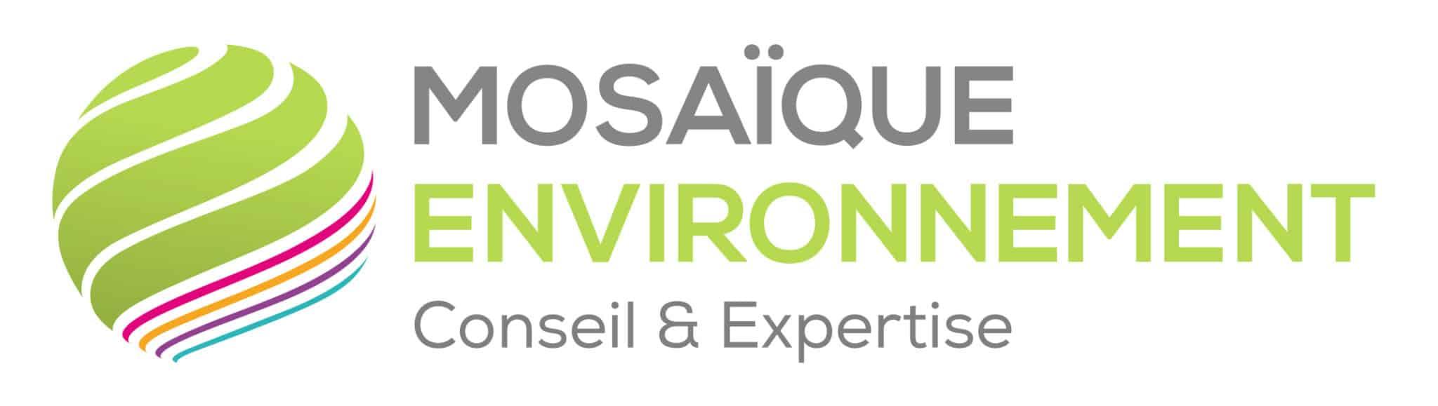 Logo Mosaique Environnement
